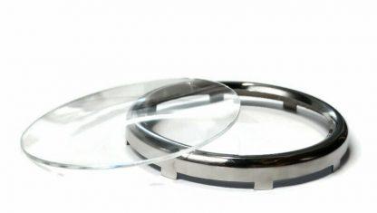 Ramka licznika duża + szkło pod obudowę plastikową WSK