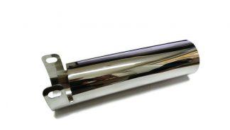 Szklanka osłona amortyzatora górna przód Junak M10 inox