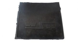 Chlapacz tył logo WSK płytki