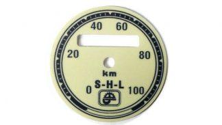 Cyferblat tarcza licznika SHL M11 175