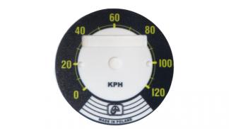 Cyferblat tarcza licznika WSK licznik do 120 km/h