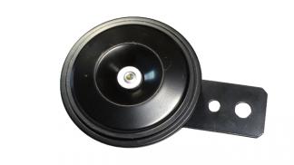 Sygnał dźwiękowy klakson 6V - wzór 1 czarny